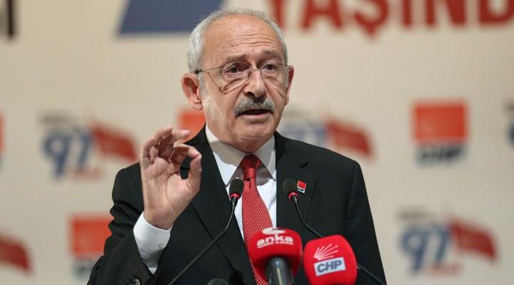 Kılıçdaroğlu'dan HDP'ye geçmiş olsun telefonu