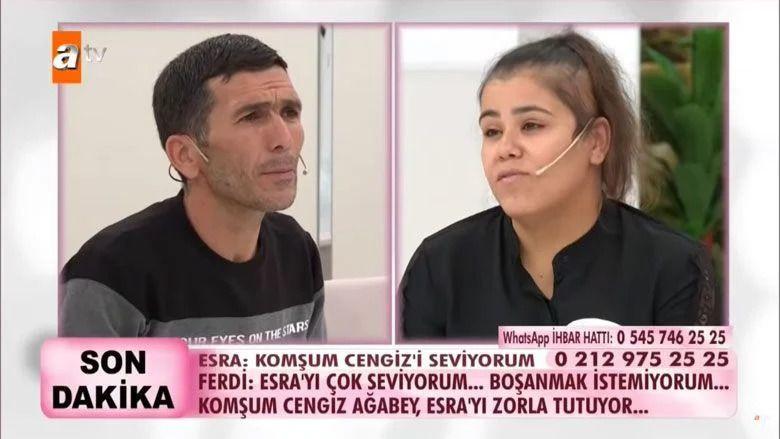 Esra Erol DNA testi sonuçlarını açıkladı