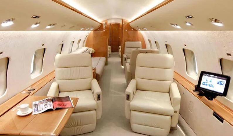 Acun Ilıcalı filosuna 13 milyon dolarlık yeni uçak!