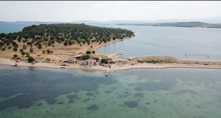 Hülya Avşar, 55 milyon TL'ye ada satın aldı