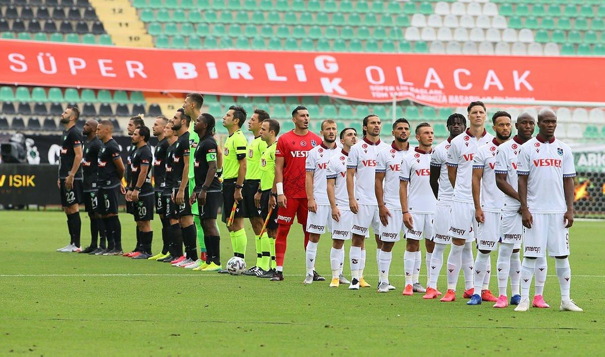 Trabzonspor'un Yeni Malatyaspor maçı muhtemel 11'i