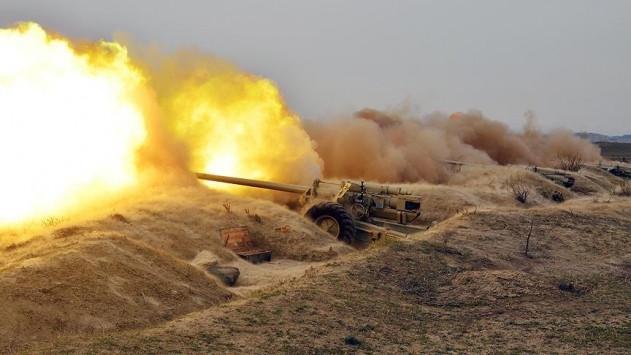 Ermenistan-Azerbaycan arasında şiddetli çatışma! Savaş hali ilan edildi