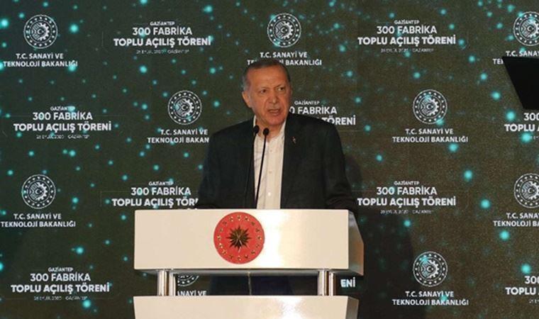 Erdoğan'ın yeni diye açtığı fabrika 45 yıllık çıktı