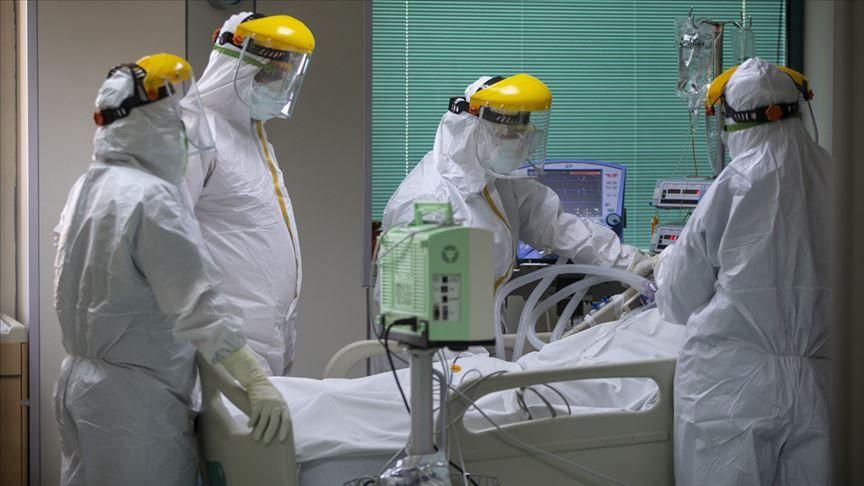 Koronavirüsten ölenlerin sayısı 1 milyonu aştı