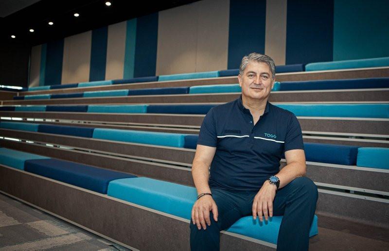 TOGG'un CEO'su Karakaş: ''Dünyanın gözü Türkiye'de!''