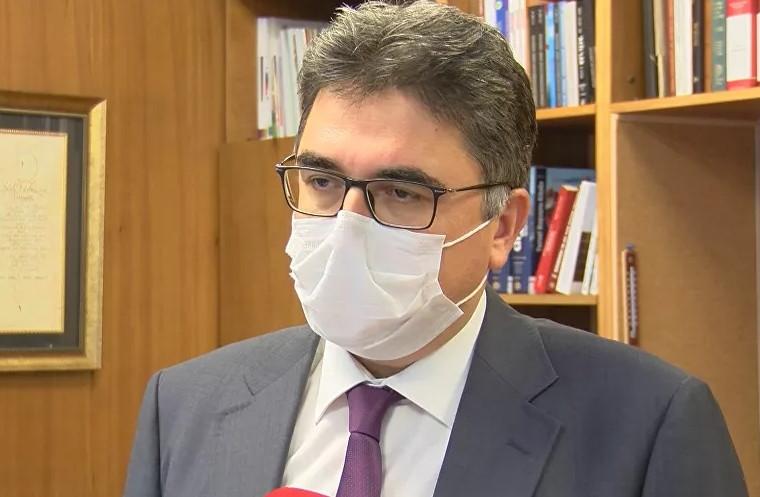 İstanbul Üniversitesi Tıp Fakültesi Dekanı: '2-3 ay daha dişimizi sıkalım'