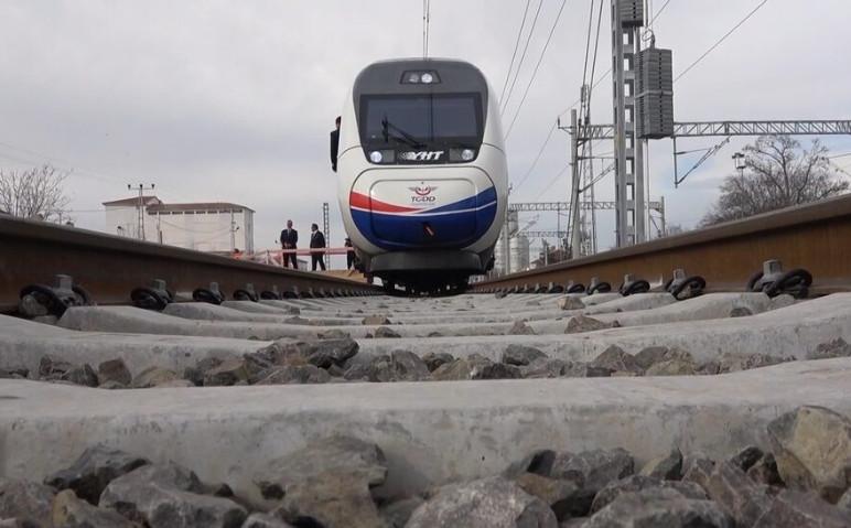 Ankara-Sivas YHT hattı çalışmalarında son aşamaya gelindi