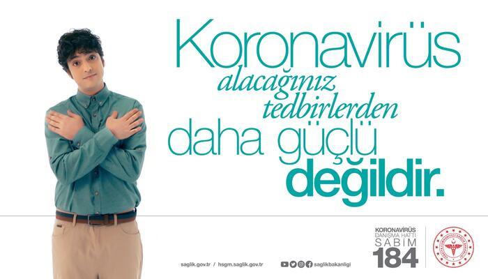Sağlık Bakanlığı'ndan Hekimoğlu ve Mucize Doktor'lu yeni kamu spotu