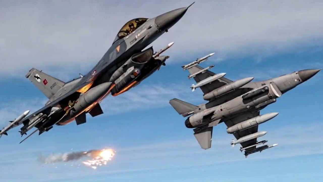 Türk F-16'sı Ermenistan uçağını düşürdü iddiası! Ankara'dan jet yanıt