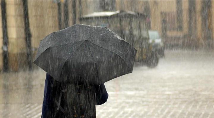 Meteoroloji'den sonra AFAD'tan da sel, dolu, yıldırım uyarısı geldi!