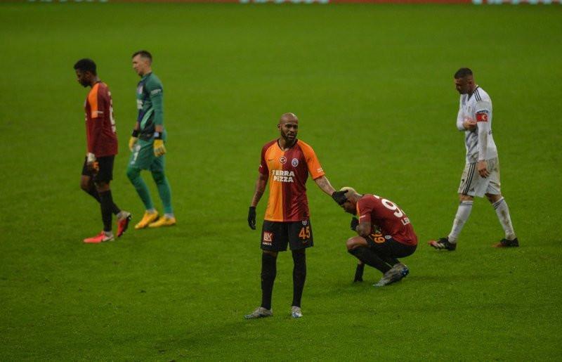 Marcao'dan Galatasaray'ı şok eden hamle!