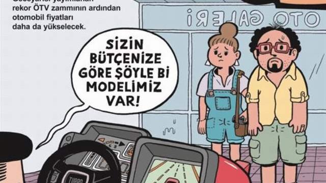 Uykusuz'dan çok konuşulacak 'ÖTV zammı' kapağı