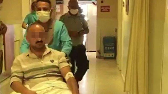 Trafikte yol kavgası kanlı bitti: 1 yaralı