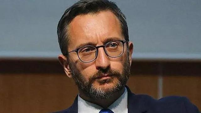 İletişim Başkanı Altun'dan Macron'a tepki