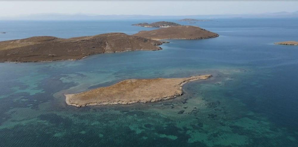 Taşlı Ada ''kesin korunacak hassan alan'' ilan edildi