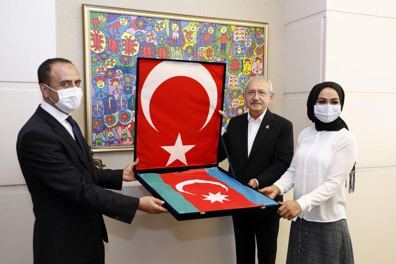 Milliyetçi İmam Hatipliler Derneği'nden Kılıçdaroğlu'na çok özel hediye