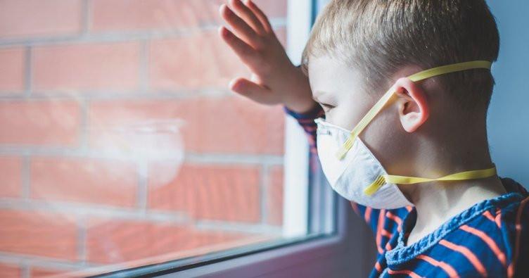 Korkulan oldu, koronavirüs çocuklara kadar indi!