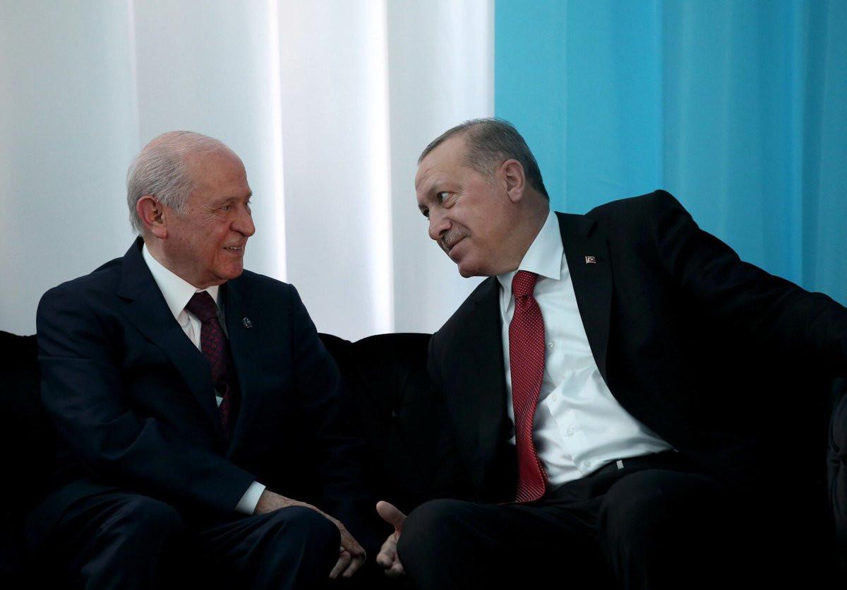 ''Erdoğan, Bahçeli'den her türlü sürprize hazır olmalı''