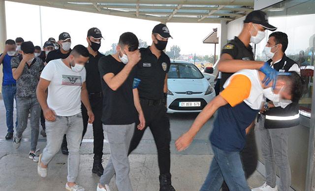Yasa dışı bahis baskını: 32 gözaltı var!