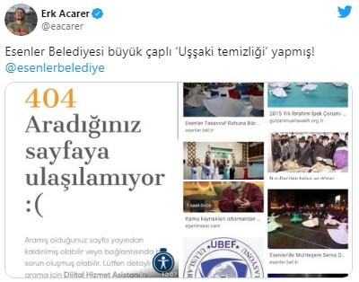 AK Partili belediyelerde ''tarikat'' temizliği!
