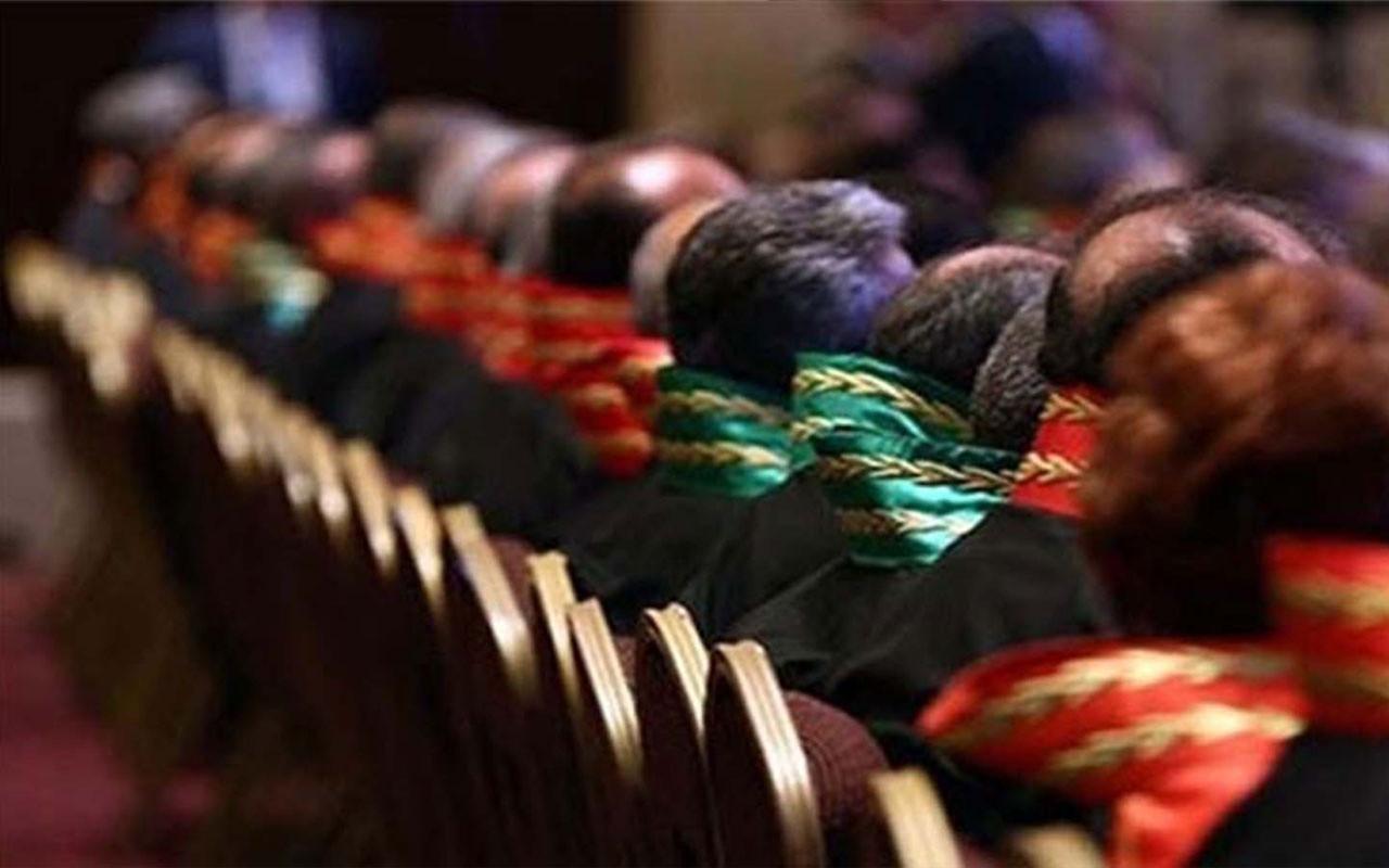 ''175 AK Partili avukatın hepsi hakim ve savcı yapıldı''