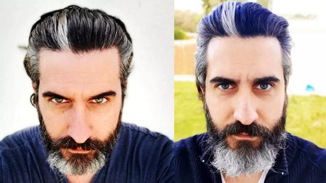 Mehmet Ali Alabora'nın yeni imajı ters tepti