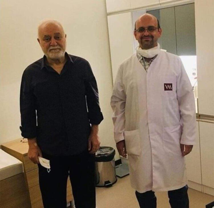 Koronavirüse yakalanan Nihat Hatipoğlu'nun sağlık durumu