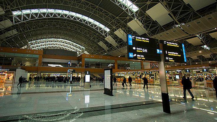 Sabiha Gökçen'de yüzde 48 yolcu artışı