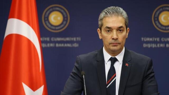 Hami Aksoy: Fas'ın Libya'daki tutumunu takdirle karşılamaktayız