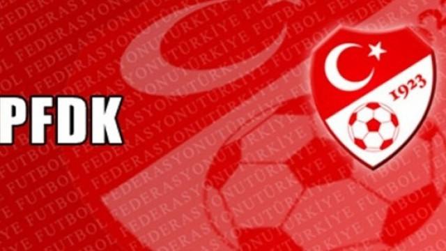 6 kulüp talimatlara aykırı hareket nedeniyle PFDK'ya sevk edildi