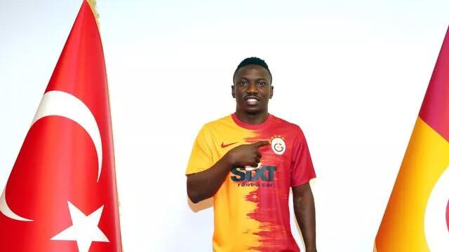 Galatasaray yeni transferini KAP'a bildirdi