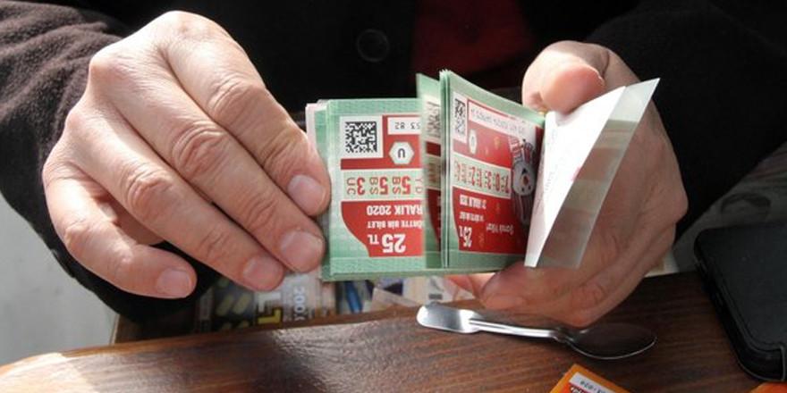 Milli Piyango'da satılmayan biletlerin geliri Varlık Fonu'na