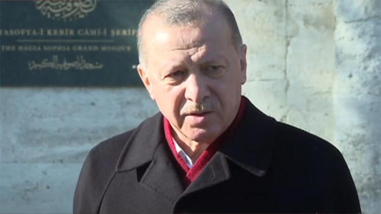 Erdoğan'dan Sözcü gazetesine sert tepki: Kimse para verip almasın