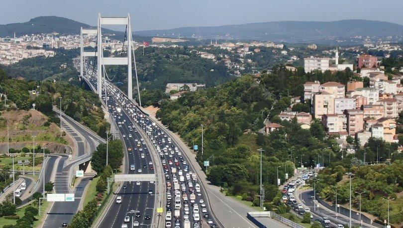 Köprü geçiş ücretlerine zam! İşte yeni ücret tarifesi