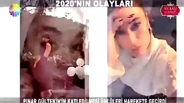 Show TV'den Pınar Gültekin skandalı!