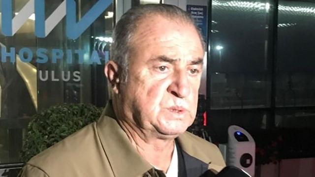 Fatih Terim'den Omar Elabdellaoui açıklaması
