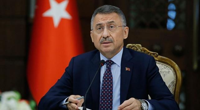 Cumhurbaşkanı Yardımcısı Oktay'dan ''Ayasofya'' paylaşımı