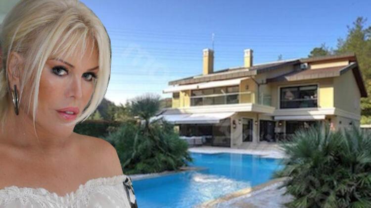 Ajda Pekkan'ın bir türlü satamadığı villasına prens talip oldu