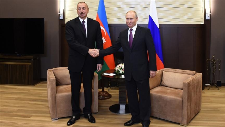 Putin, Aliyev ve Paşinyan ile görüşecek