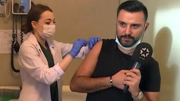 Koronavirüs aşısı olan Alişan'dan eleştirilere yanıt