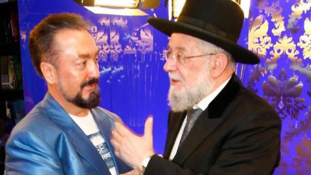 Adnan Oktar İsrail basınına manşet oldu