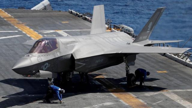 ABD'den F-35 açıklaması: Türkiye'nin üretimdeki payı azaltılacak