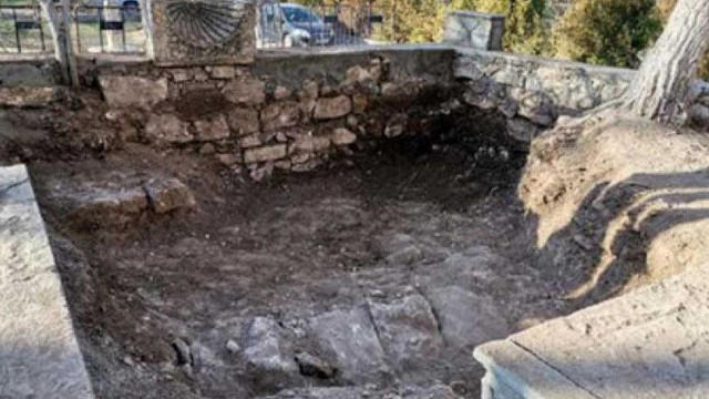 Sultan 1. Kılıçarslan'ın kayıp mezarı bulundu