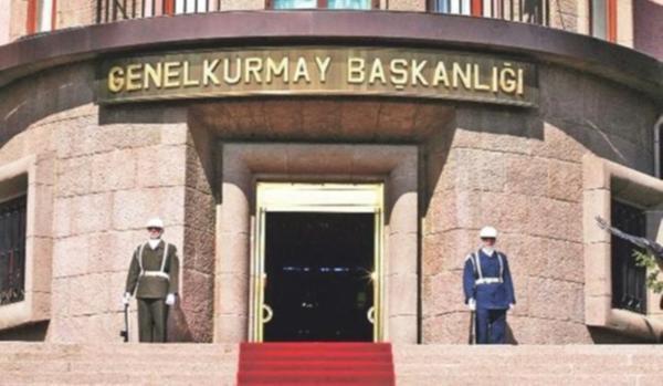 TSK'da 3 generalin emekliye sevk edildiği ileri sürüldü