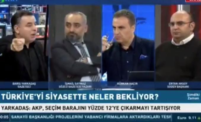 İşte Erdoğan'ın önündeki ''yeni seçim barajı'' teklifi