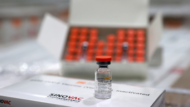 Türkiye'nin de satın aldığı Çin aşısından kötü haber