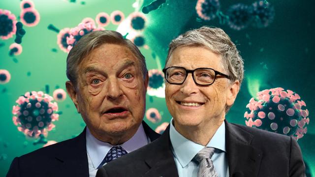 Ünlü milyarderlere şok suçlama: ''Koronavirüs onların elinden çıktı''