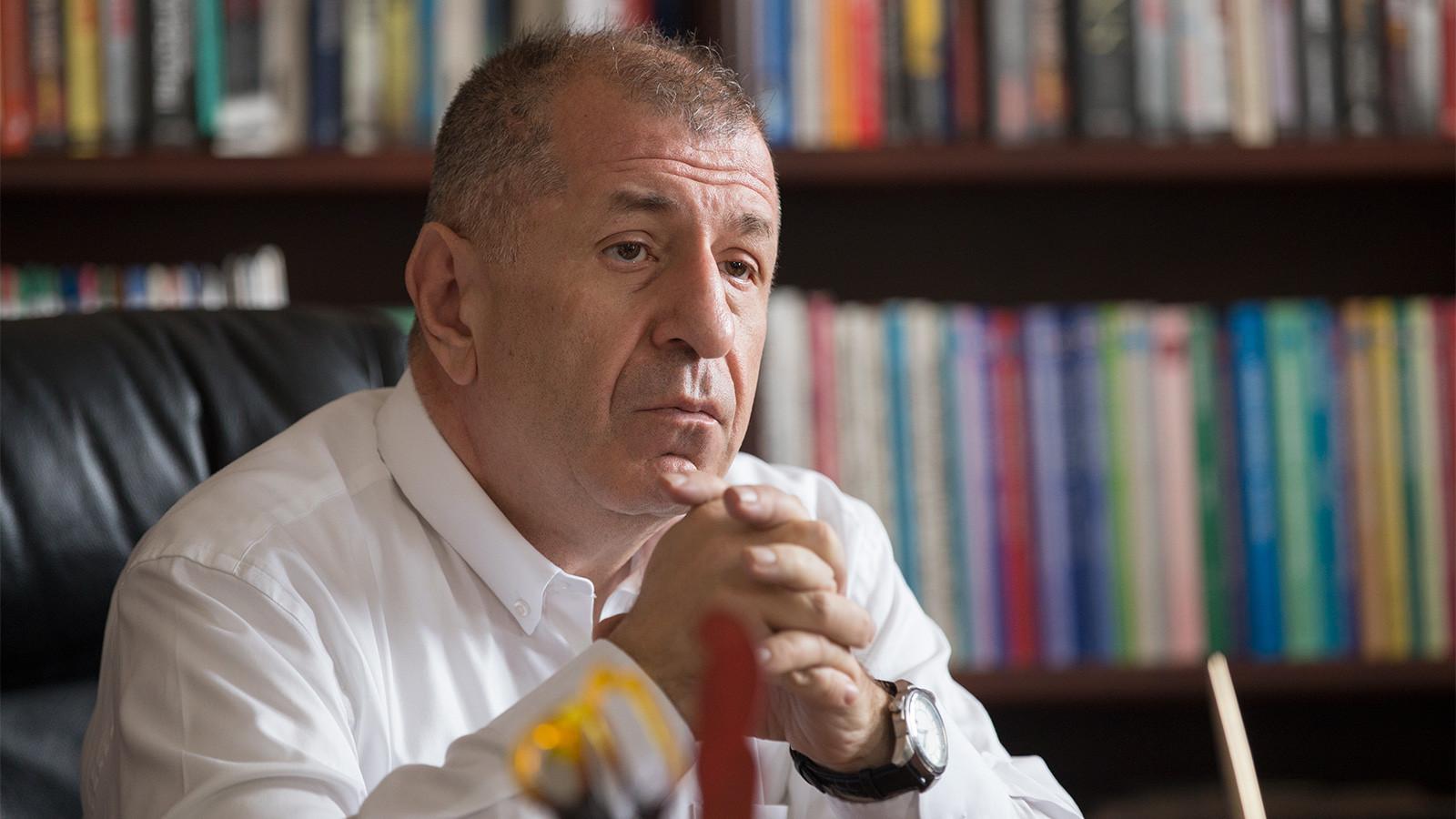 Mahkeme, Ümit Özdağ'ın İYİ Parti'den ihracını iptal etti