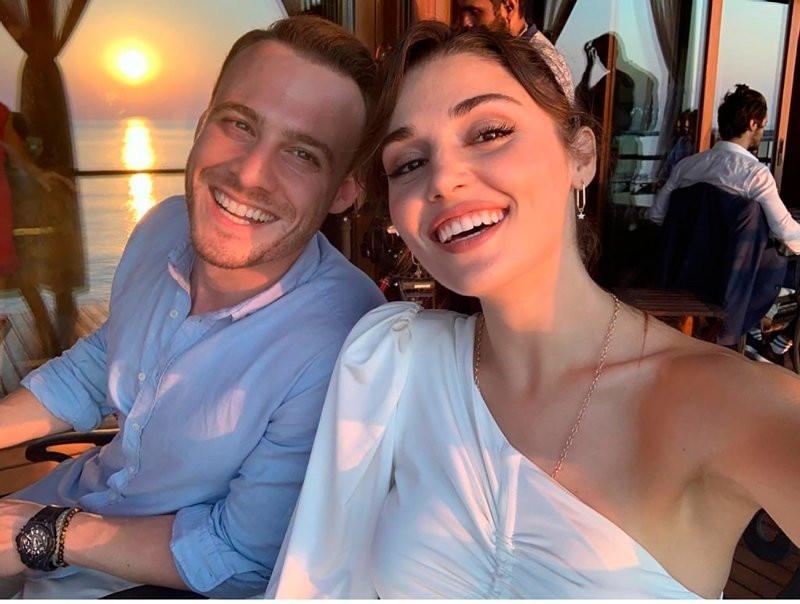 Kerem Bürsin aşk iddiaları hakkında ne dedi?