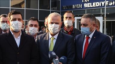 Yerel seçimlerde CHP'nin kazandığı belediye AK Parti'ye geçti!